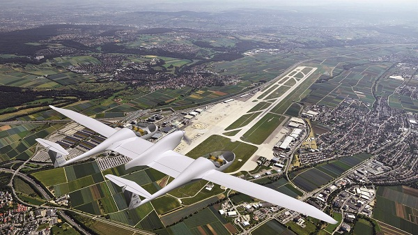 The first aircraft powered by a hydrogen hybrid system will undertake the flight 2016