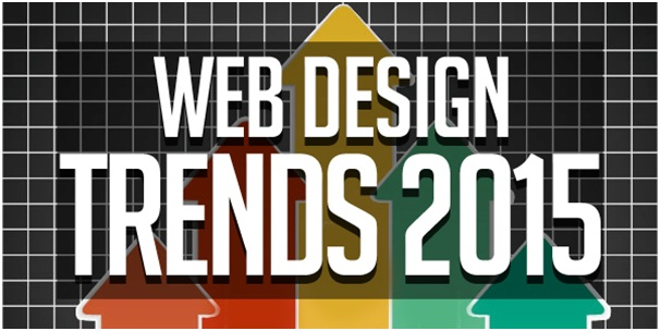 Growing & dying trends we saw in 2015 for web design