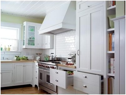 How modern appliances changed the kitchen