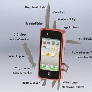 Mobile Marketing All in one, like the Swiss Army Knife