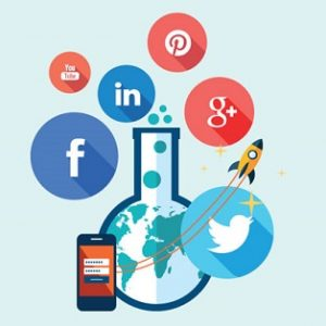 Social networks are not a sales channel and were designed to launch commercial messages