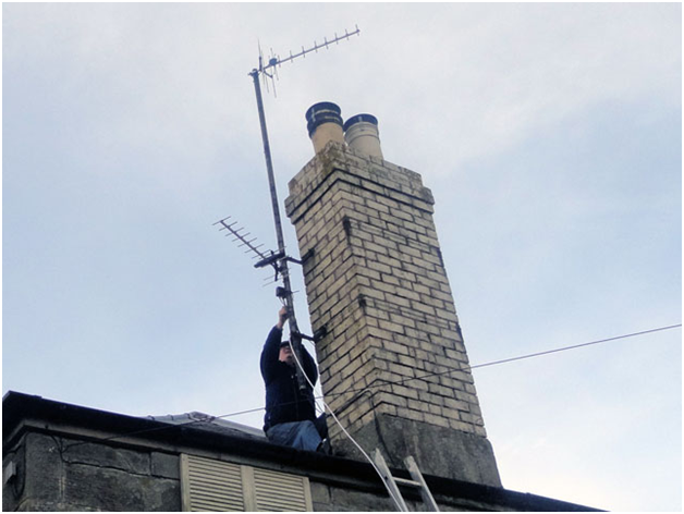 A guide to installing a TV aerial in your loft