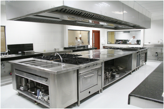 Utilising Space in a Commercial Kitchen2