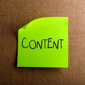 The 4 cornerstones of the content marketing strategy