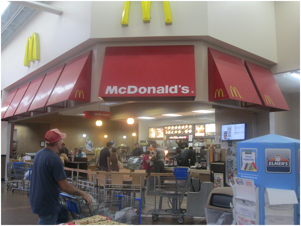 McDonald's supplier accused of fuelling deforestation2