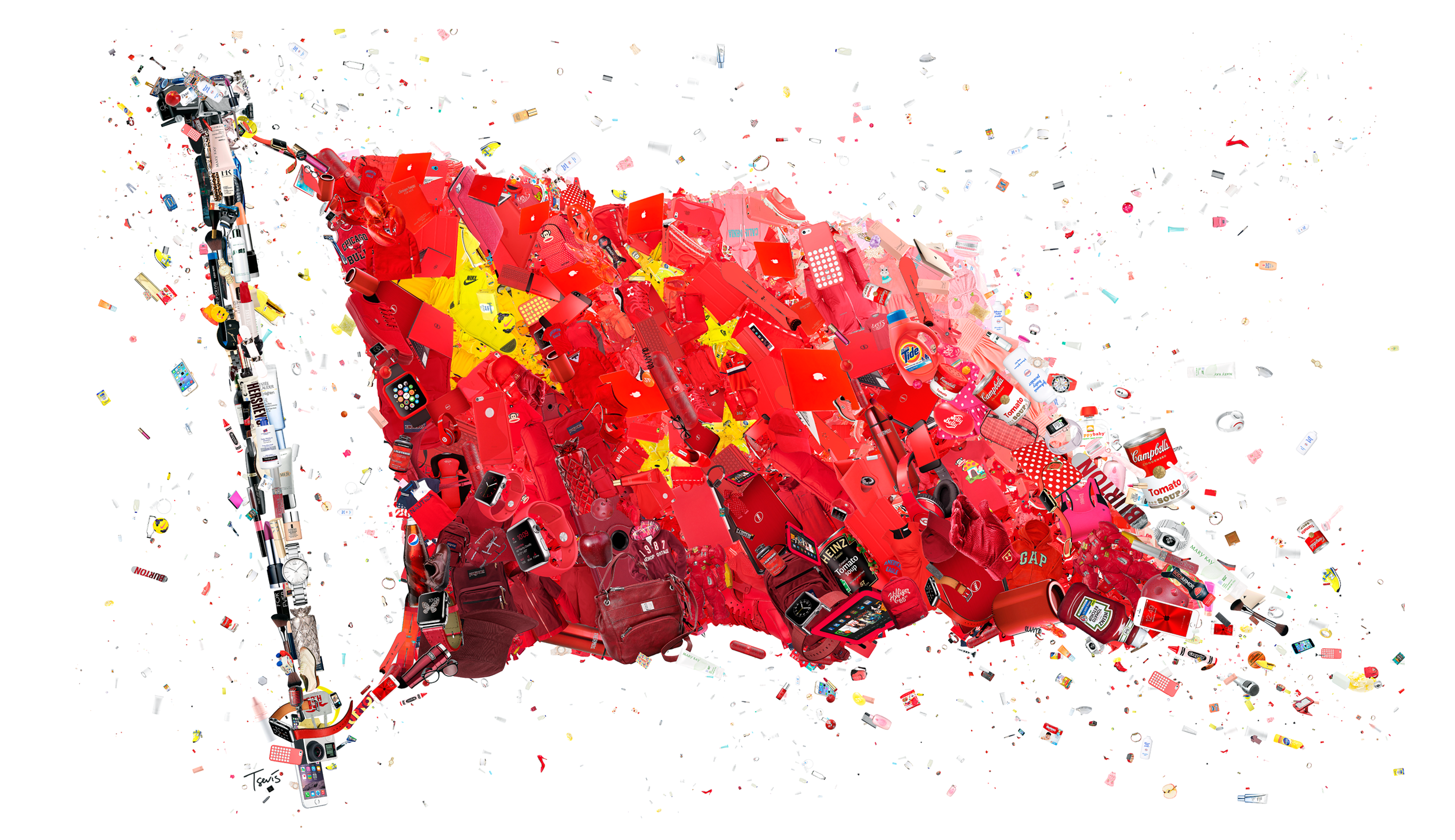 China promotes its companies to buy famous brands worldwide