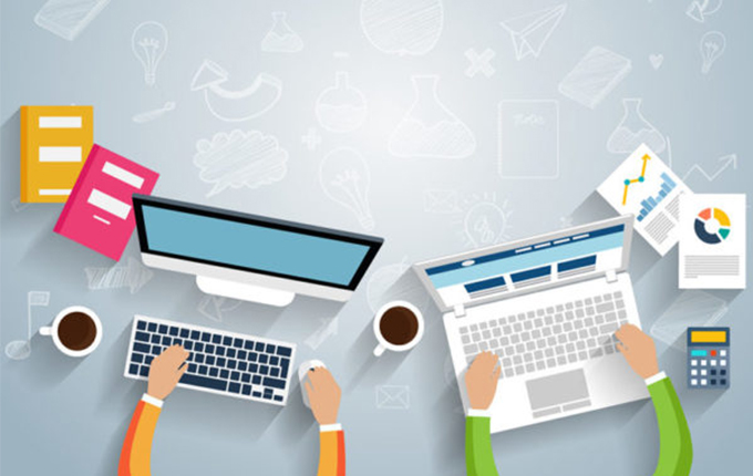 Small and medium-sized companies turn to social media and online marketing