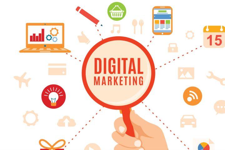 The digital marketing agency BTOB changes its image