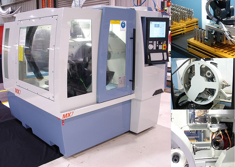 In which industries are CNC machines used