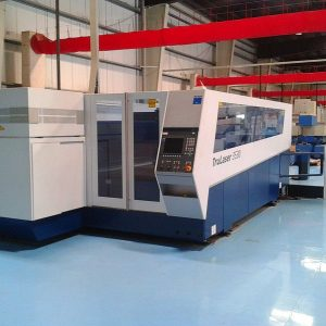 In which industries are CNC Punching machines used?