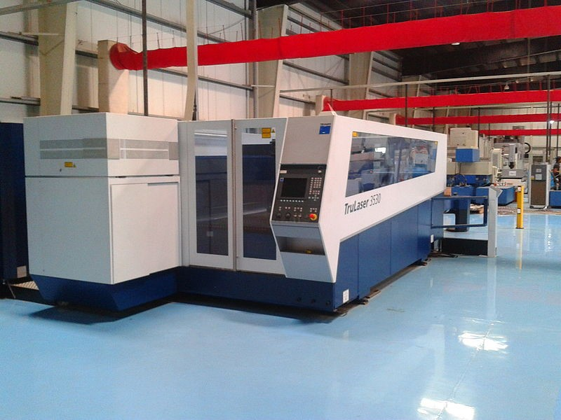 In which industries are CNC machines used2