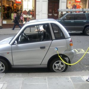 Is the motor trade ready for electric cars?