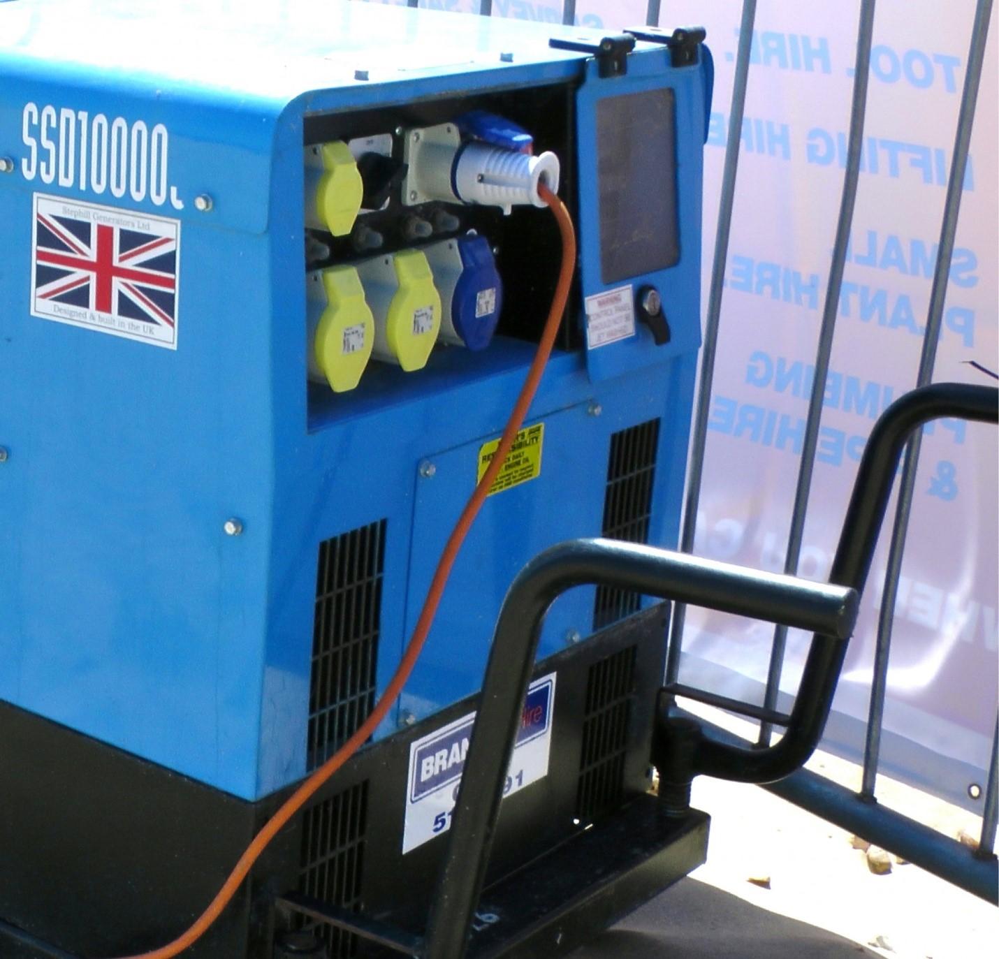 How to quieten noisy generators