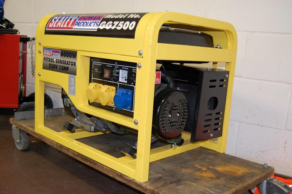 How to quieten noisy generators2