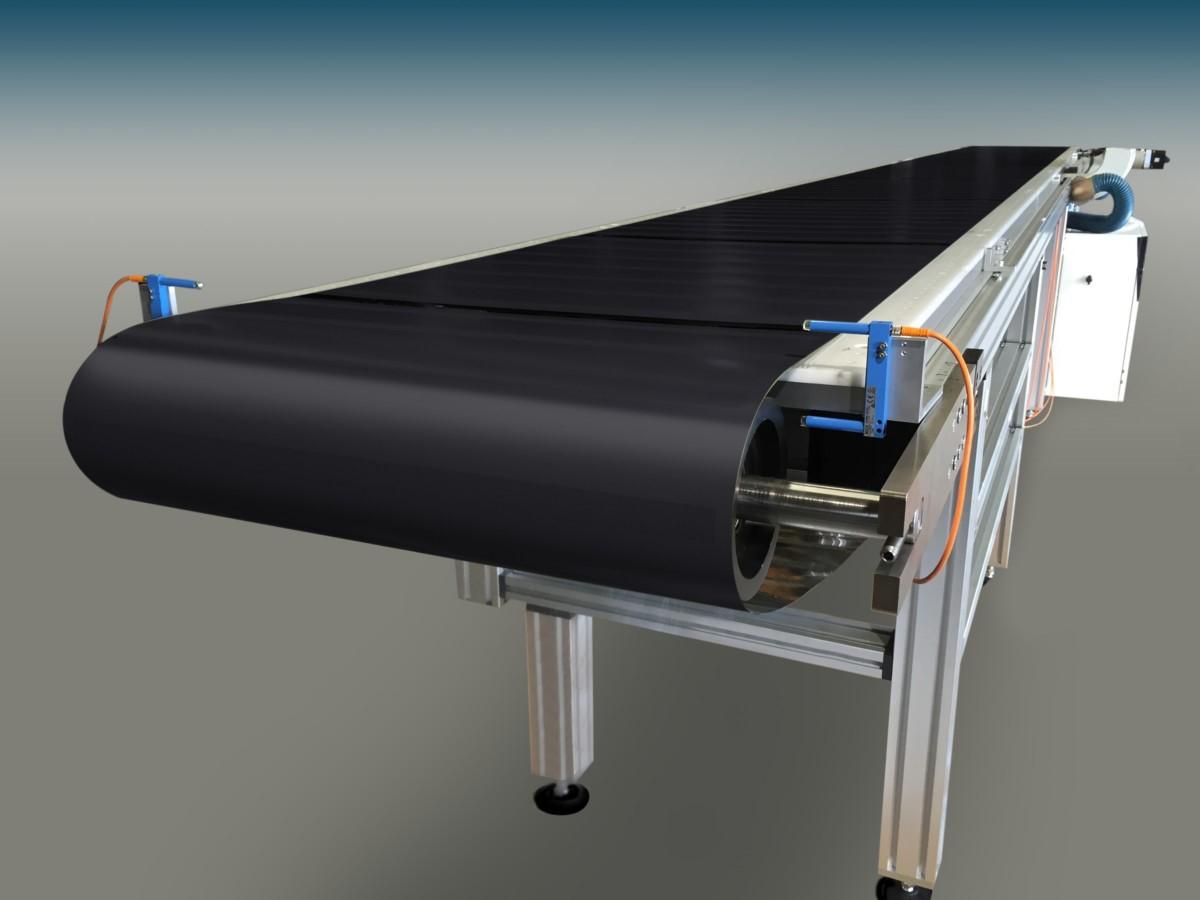 Increase efficiency with conveyors