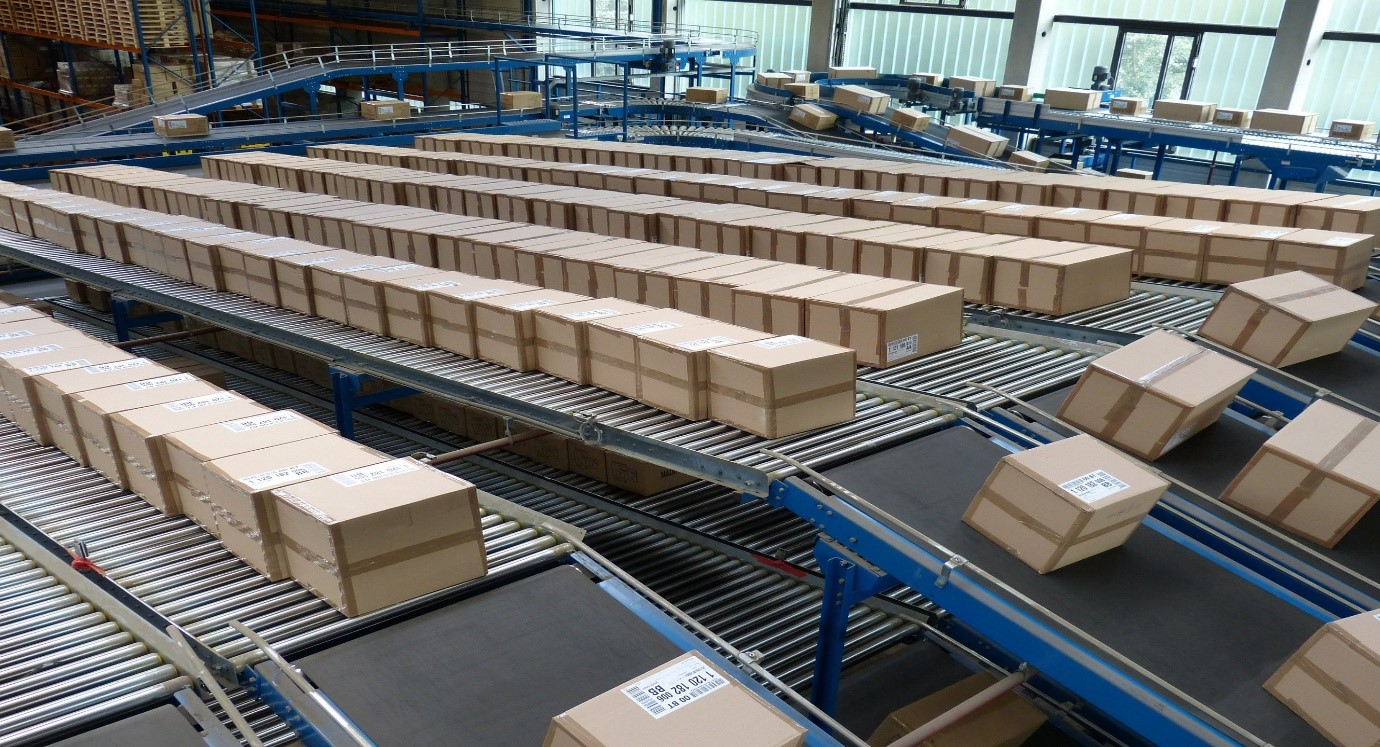 Increase efficiency with conveyors2