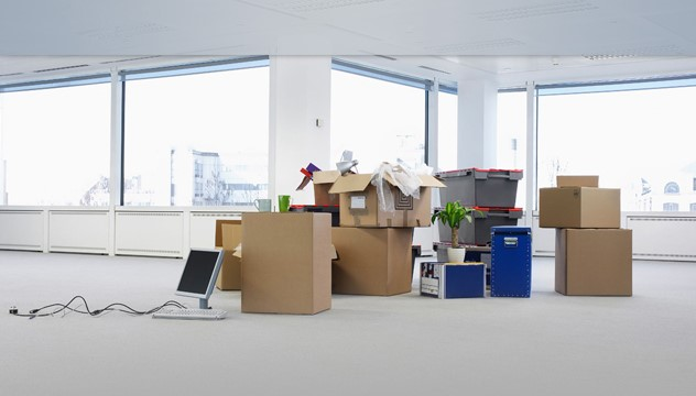Organising a commercial move2
