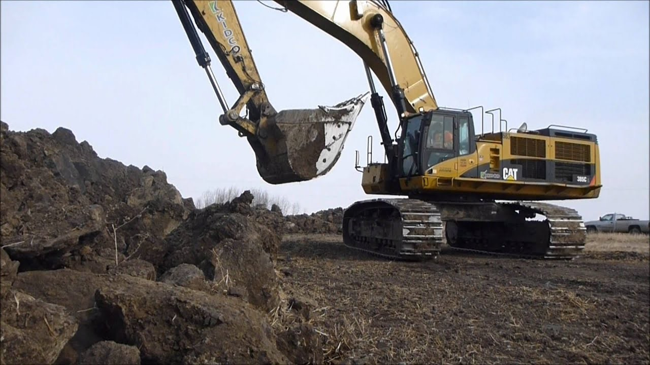Types of Demolition Machinery