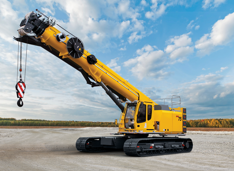 Important construction site equipment
