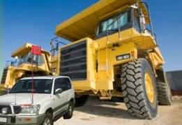 construction site equipment
