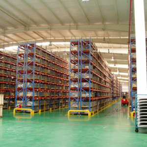 Warehouse racking safety instruction guide