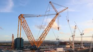 Where is the biggest Crane in the World2