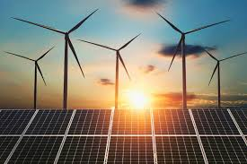 Facts about renewable energy.