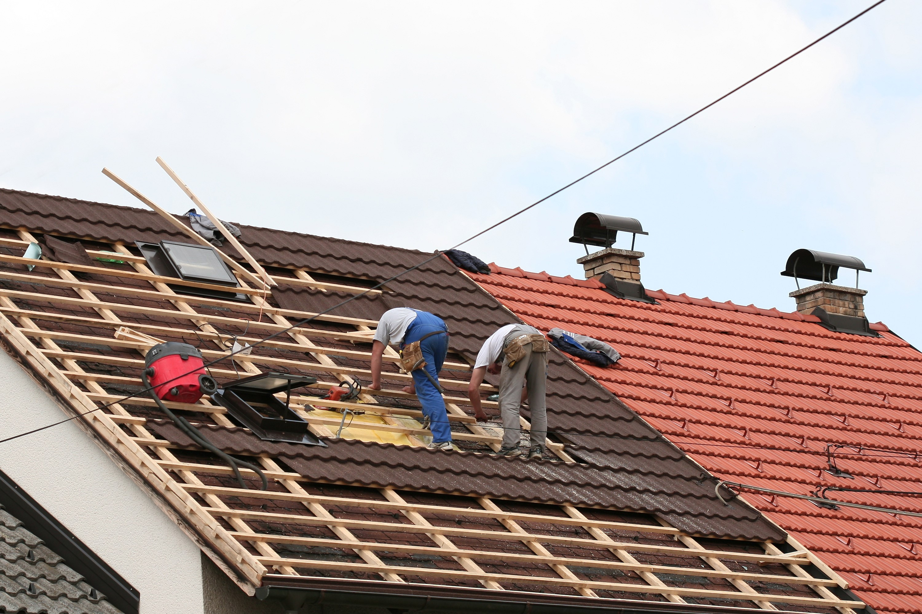 Finding The Right Industrial Roofing Contractors2