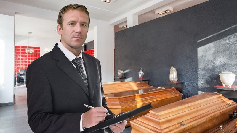 Finding a Funeral Director