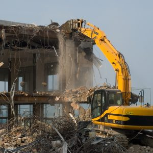 Methods of demolition2